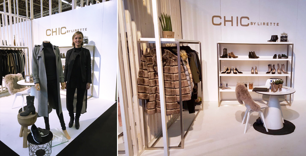 Chic by Lirette | Modefabriek January 2016